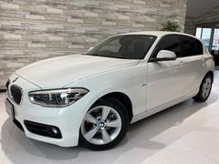 BMW118d スポーツ ワンオーナー 禁煙 コンフォートアクセス