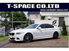 BMW528iハイライン MスポーツMパフォーマンスtypeエアロ