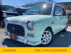 ミラジーノジーノ 全塗装 新品革調シートカバー キーレス