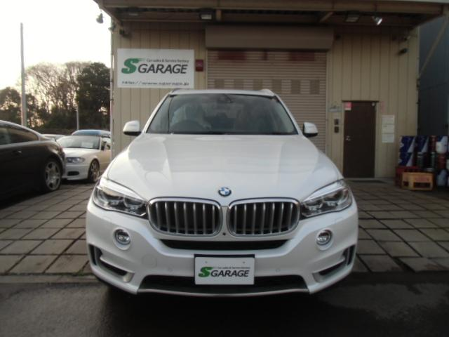 BMW xDrive35i xライン 1オナ 7人乗 セレクト SR