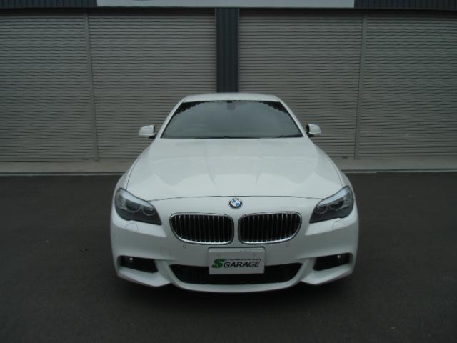 BMW 523d Mスポーツ 黒本革 ナビTV Bカメ クルコン