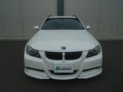 BMW335iツーリング Mスポーツ 黒革 ナビ クルコン ETC