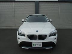 BMW X1xDrive 25i 黒革SR純正ナビ地デジETCBカメ