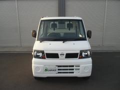 クリッパートラックSD 2WD 三方開き エアコン パワステ AMラジオ