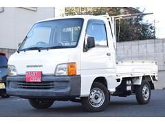 サンバートラックTC−SC オートマ 4WD Sチャージャー パワステ CD