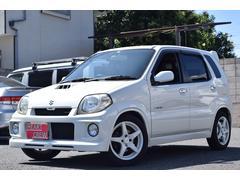 Keiワークス仕様 5速MT 4WDターボ TEIN車高調