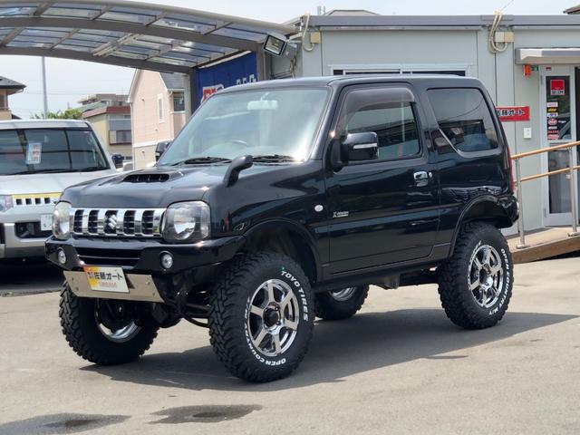 スズキ クロスアドベンチャー リフトアップ 社外アルミ TANIGUCHIクワイエットマフラー 新品タイヤ ETC