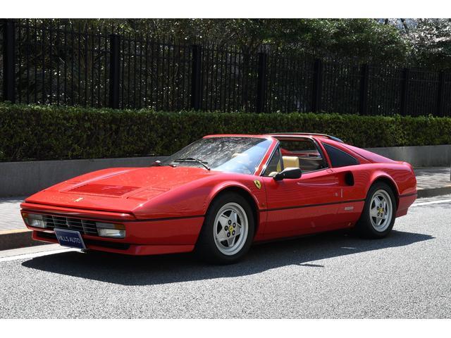 フェラーリ GTS 後期型 EU仕様