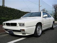 マセラティ ギブリ2.8 V6 ディーラー車