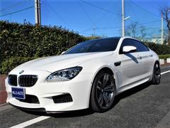 BMW M6グランクーペ ディーラー車 ワンオーナー