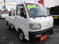 ハイゼットトラック三方開 4WD ETC付 AC付 タイベル交換済