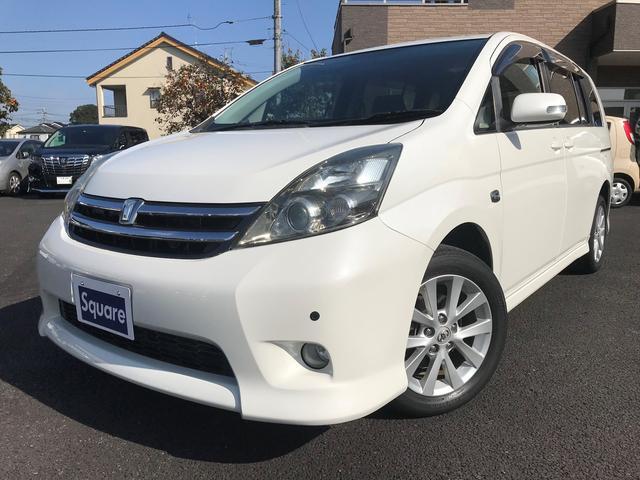 トヨタ プラタナ Uセレクション 4WD/両側パワスラ/後席モニター