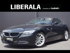 BMW Z4LCI黒革パワーシートシートヒーター