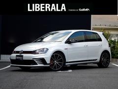 VW ゴルフGTIクラブスポーツ ストリートエディション350台限定車