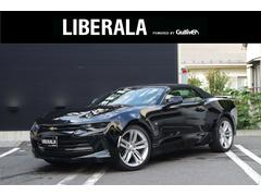 シボレー カマロコンバーチブル 正規ディーラー車 AppleCarPlay