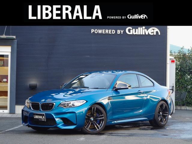 BMW ベースグレード M DCT ドライブロジック M PerformanceカーボンRディフューザー・カーボンドアミラー 黒革シート