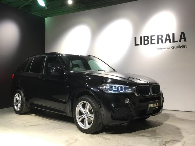 BMW xDrive 35d Mスポーツ サンルーフ/ブラウンレザー
