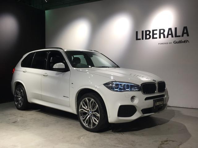 BMW xDrive 35d Mスポーツ セレクトPKG 21AW