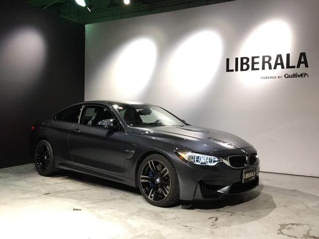 BMW M4クーペ 3.0 左H クルコン シートヒーター
