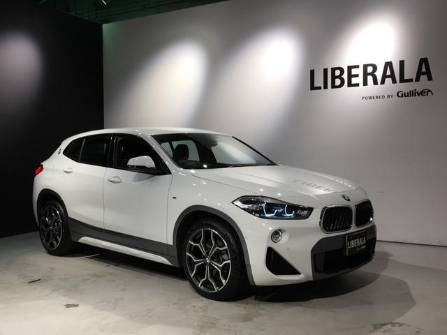 BMW xDrive 18d MスポーツX シートヒーター