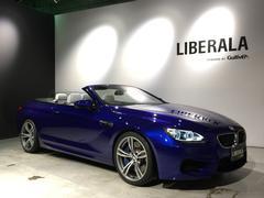 BMW M6カブリオレ 白革シート HUD 純正20インチアルミ