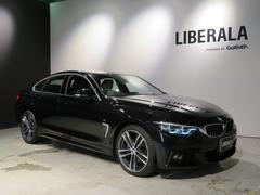 BMW420i xDriveグランクーペインスタイルスポツ ACC
