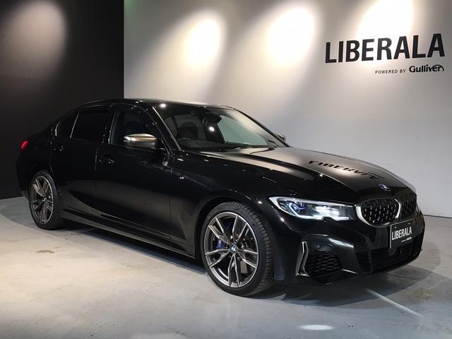BMW M340i xDrive 黒革 サンルーフ ハーマンカードン
