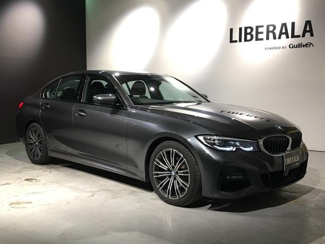 BMW 320d xDrive Mスポーツ レーンディパーチャー/ACC/バックカメラ/シートヒーター/クリアランスソナー/アイドリングストップ