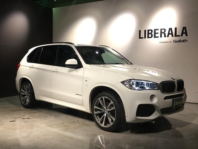 BMW X5 xDrive 35d Mスポーツ セレクトPKG/サンルーフ/全席シートヒーター/黒革シート/全方位カメラ/バックカメラ/ドライブセレクト/アイドリングストップ