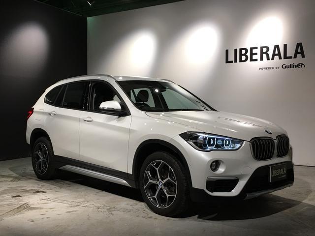 BMW xDrive 18d xライン ADアクティブセーフティP/コンフォートP/バックカメラ/シートヒーター/パワーバックドア/LEDヘッドライト/インテリジェントセーフティ/純正18AW/コーナーセンサー/ミラーETC