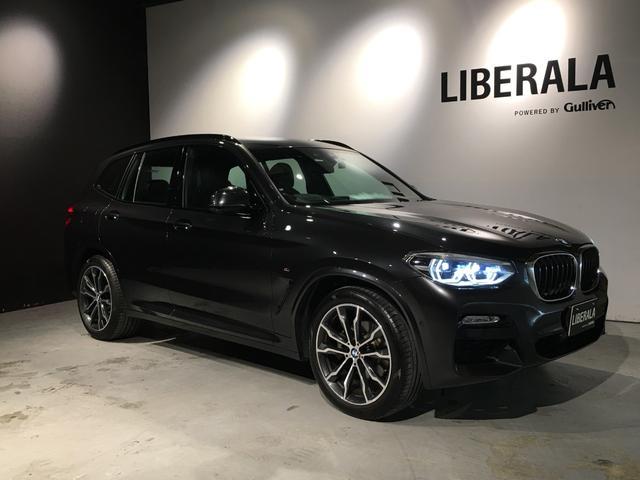 BMW X3 xDrive 20d Mスポーツ ハイラインpkg・イノベーションpkg・20inAW ・ACC・黒革シート イノベーションPKG・純正OP20インチAW・ディスプレイキー・HUD・ACC・レーンチェンジW