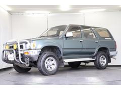 ハイラックスサーフSSRリミテッド5ドア5速M/T純正電動ウインチ付4WD