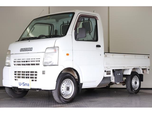 スズキ KCエアコン・パワステ5速M/T車パートタイム式4WD