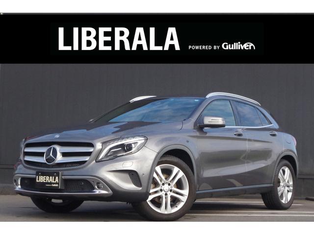 メルセデス・ベンツ GLA180レーダーセーフティPKG