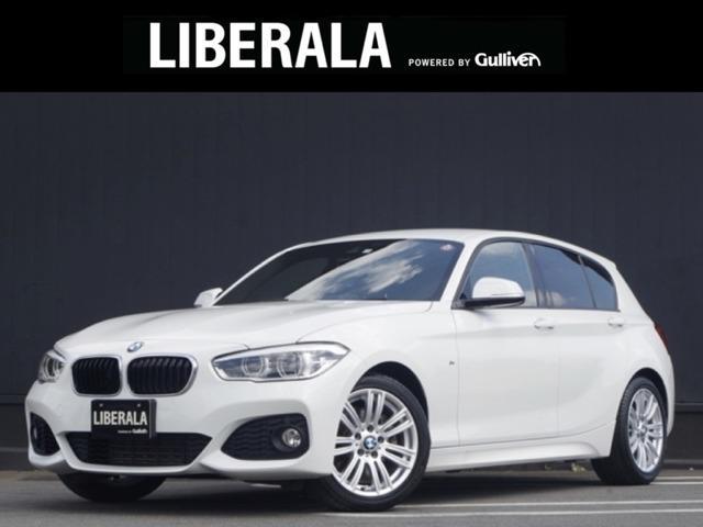 BMW 118i Mスポーツ インテリジェントセーフティパッケージ/パーキングサポートパッケージ
