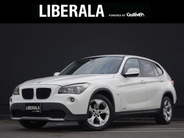 BMW sDrive 18i パナソニックSDナビ フルセグTV コンフォートアクセス HIDヘッドライト 黒革調シートカバー