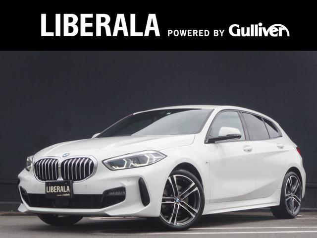 BMW 1シリーズ 118i Mスポーツ コンフォートPKG ACC インターフェイス取付 フルセグ LEDヘッドライト 前後ドラレコ メーカーナビ バックカメラ インテリセーフPKG