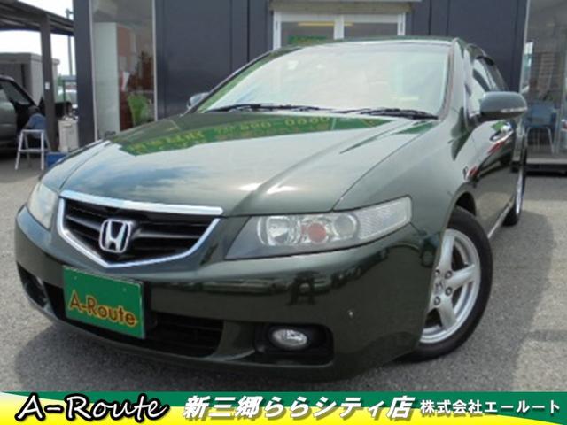 ホンダ 24TL ビエラ200台限定 白革PWシート 純正DVDナビ