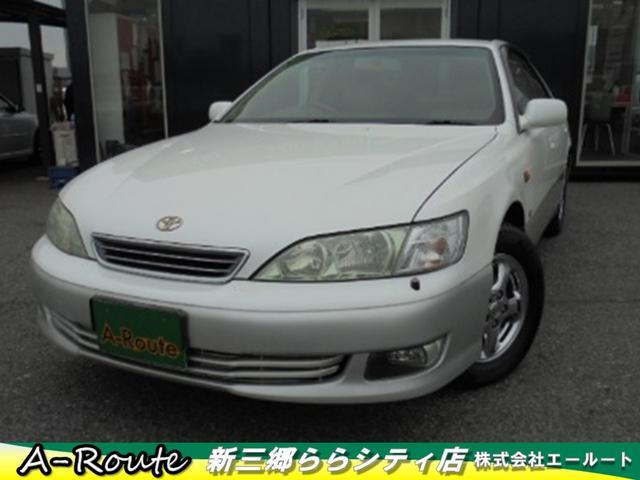 トヨタ 2.5G コーチエディション 本革PWシート ディスチャージ