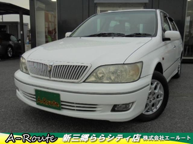 トヨタ 200G 純正フルエアロ PWシート 純正DVDナビ ETC