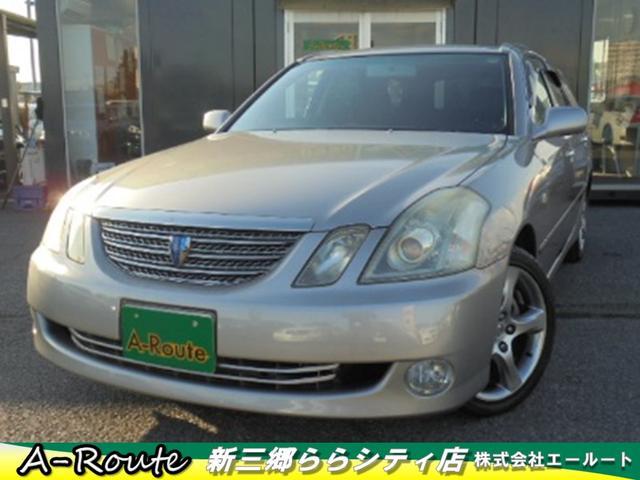 トヨタ 2.5iR-S 純正DVDナビ ディスチャージHL キーレス