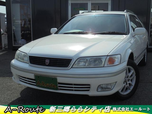 トヨタ 2.2Four ツアラーエディション ディスチャージ ETC