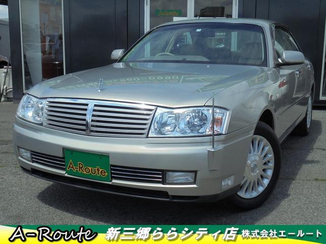 日産 300LV ナビエディション 本革PWシート 純正DVDナビ