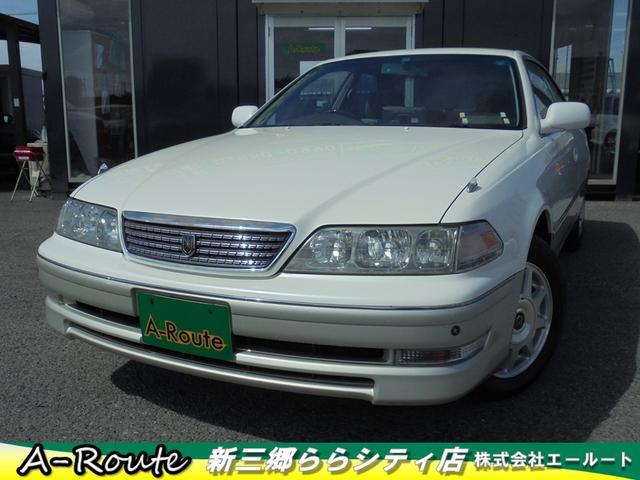 トヨタ 特別仕様車 2.5グランデ トラント 走行8千KM 社外ナビ