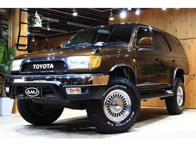 トヨタ SSR-X NEWペイントボディ AMJリフトアップカスタム