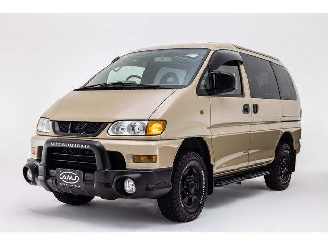 三菱 アクティブフィールドエディション SE NEWペイントボディ AMJスタイル クリスタルライトルーフ