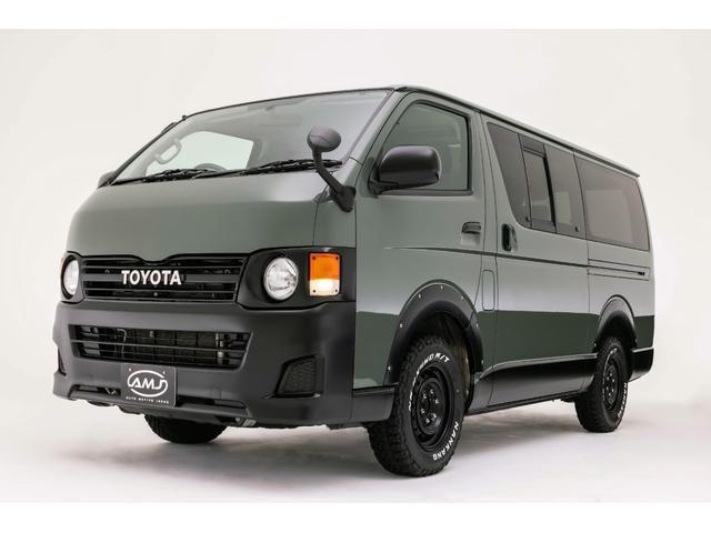 トヨタ ロングスーパーGL AMJ80s オリジナル丸目換装スタイル リフトアップ