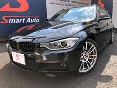 BMW335iツーリング Mスポーツ ディーラー車 黒本革 禁煙車