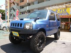 ジムニーXC 4WD ターボ5Speed5インチリフトアップ公認改