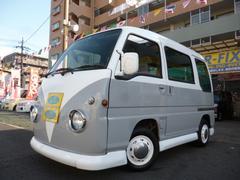 サンバーディアスロコバス仕様 エアコン ETC フルフラット タイベル交換済